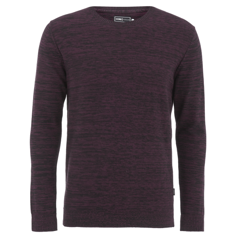 Jack & Jones Men's Durwin Jumper - Fig