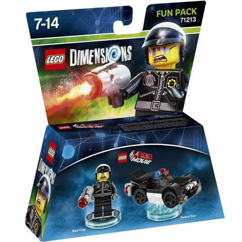 LEGO Dimensions, LEGO Movie, Bad Cop Fun Pack