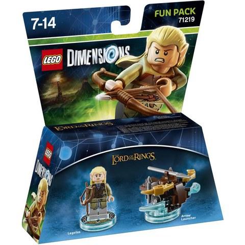 LEGO Dimensions, LOTR, Legolas Fun Pack