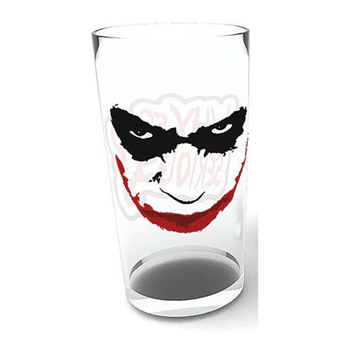 DC Comics Batman The Dark Knight Serious - Pint Glass