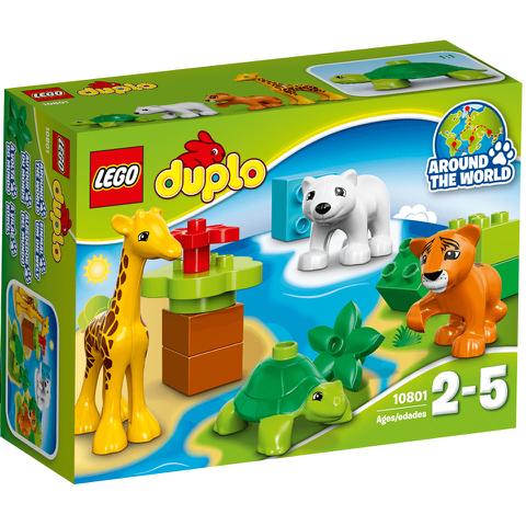 LEGO DUPLO: Jungtiere (10801)
