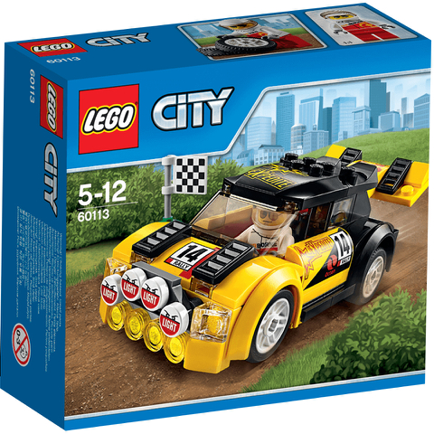 LEGO City: Rally Car (60113)