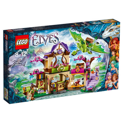 LEGO Elves: The Secret Market Place (41176)