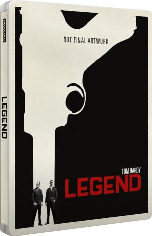 Legend - Steelbook Édition Limitée