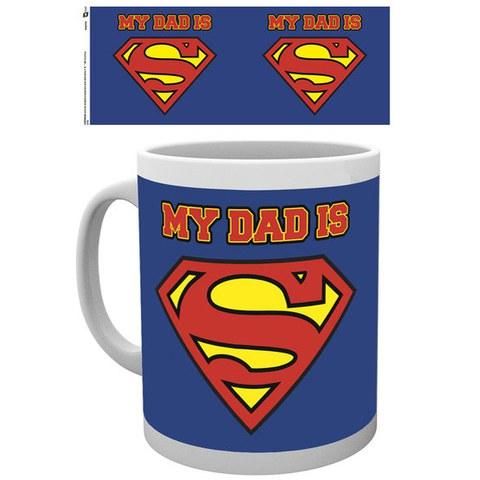 DC Comics Superman My Dad is Superdad - Mug