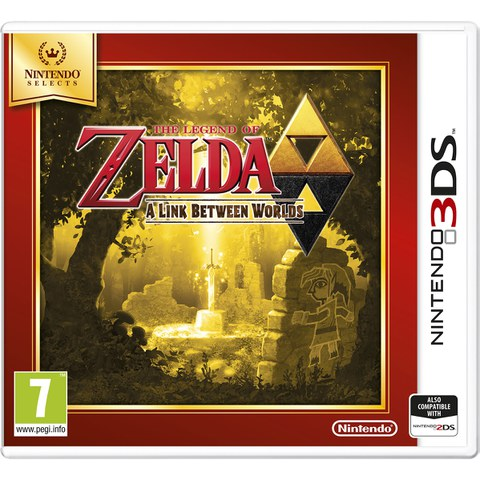Nintendo Selects The Legend of Zelda: A Link Between Worlds