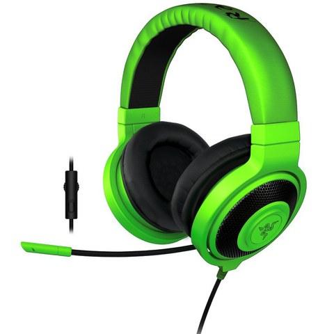 Razer Kraken Pro Gaming Headset 2015 - Green