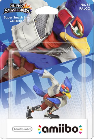 amiibo Smash Falco