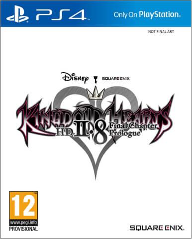 Kingdom of Hearts HD 2.8 Final Chapter Prologue