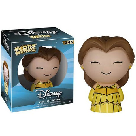 Disney Beauty And The Beast Belle Dorbz