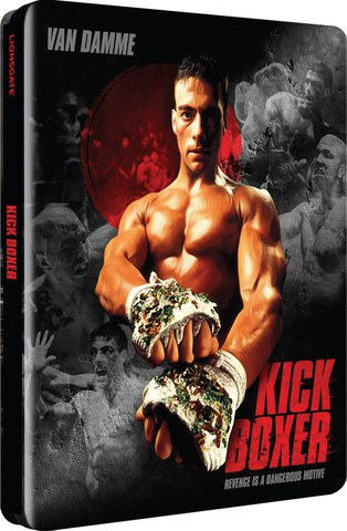 Kickboxer - Zavvi Exclusive Limited Edition Steelbook (Limited to 2000)