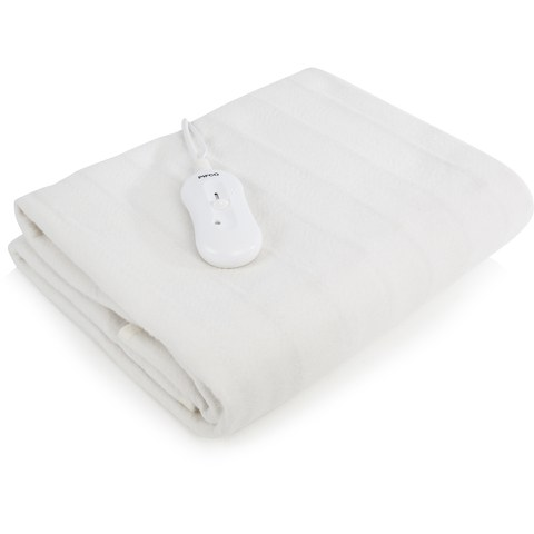 Pifco PE158 Double Heated Under Blanket - White