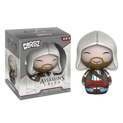 Assassin's Creed Edward Dorbz Action Figure