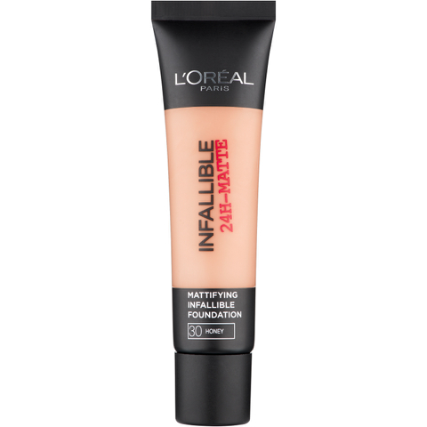 L'Oreal Paris Infallible 24H-Matte Foundation - 30 Honey