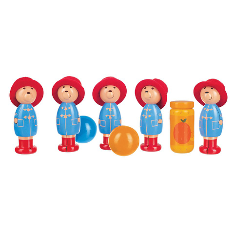 Orange Tree Toys Paddington Skittles