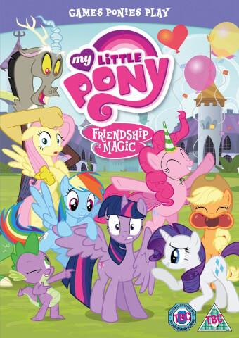 My Little Pony - Season 3, Volume 2: Games Ponies Play