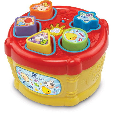Vtech Baby Sort & Discover Drum