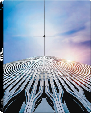 The Walk 3D (Includes 2D Copy) - Zavvi Exclusive Limited Edition Steelbook (UK EDITION)