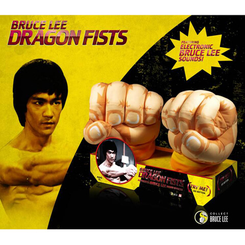 Bruce Lee Dragon Lee Dragon Fists