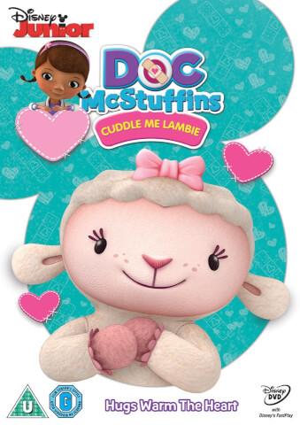 Doc Mcstuffin Cuddle Me Lambie