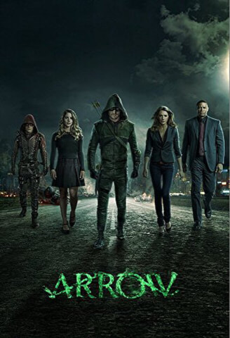 Arrow - Series 1-4