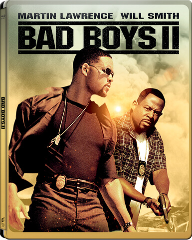Bad Boys II - Zavvi exklusive Limited Edition Steelbook Blu-ray