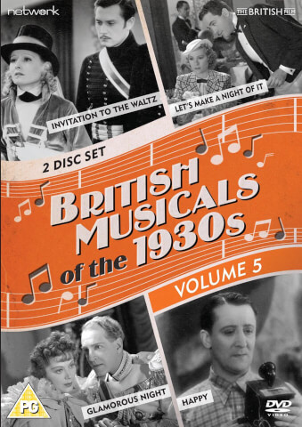 British Musicals of the 1930's - Volume 5