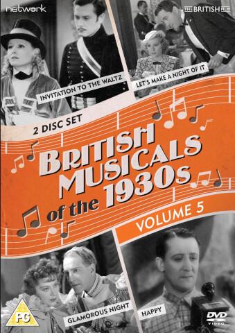 British Musicals of the 1930's - Volume 5