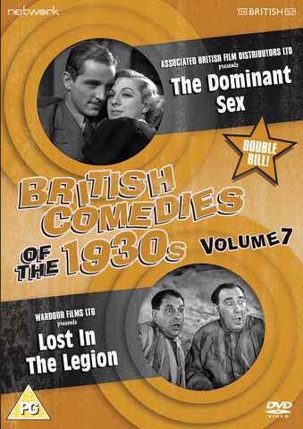 British Comedies of the 1930's - Volume 7