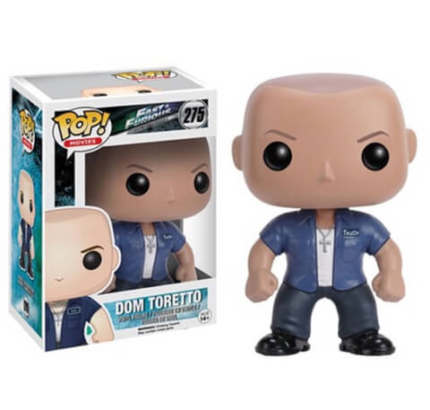 Fast and Furious Dom Toretto Funko Pop! Vehicle