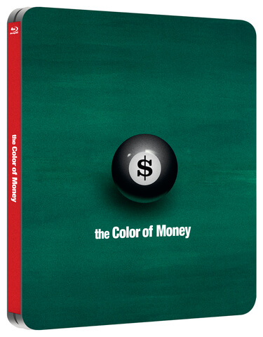 The Color of Money (Edición de Reino Unido) -  Steelbook Exclusivo de Edición Limitada