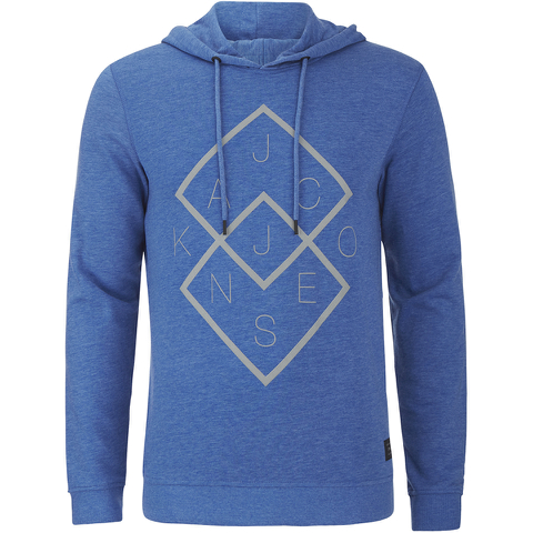 Jack & Jones Men's Core Fat Hoody - Surf The Web