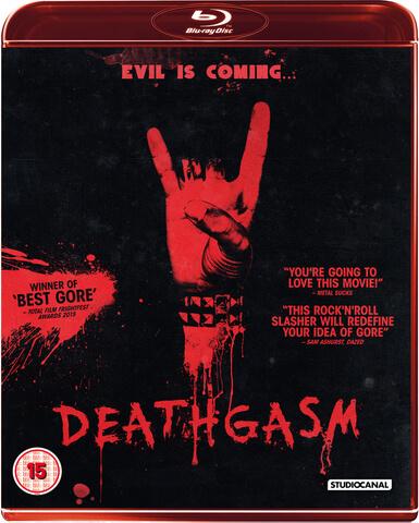 Deathgasm - Zavvi Exclusive
