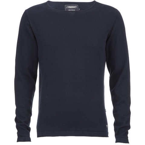 Produkt Men's Crew Neck Jumper - Navy Blazer