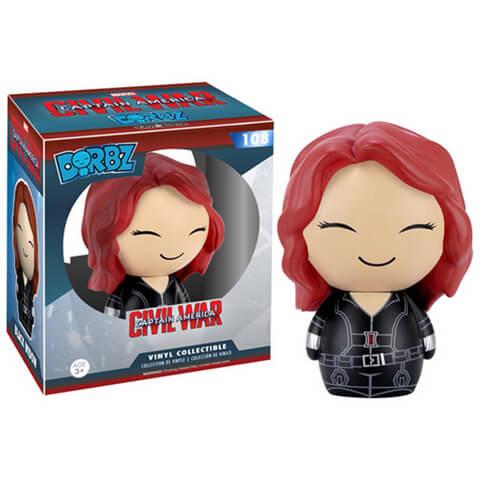 Marvel Captain America Civil War Black Widow Dorbz Figur