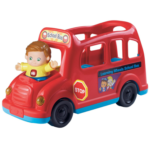 Vtech Toot-Toot Friends Learning Wheels School Bus