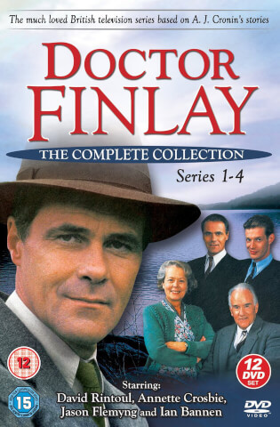 Dr Finlay - The Complete Collection