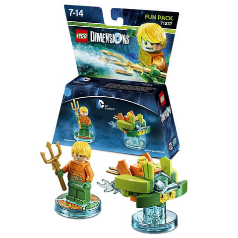 LEGO Dimensions DC Aquaman Fun Pack