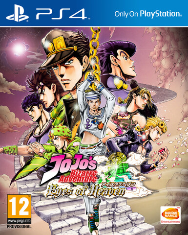 Jo Jo's Bizarre Adventure: Eyes Of Heaven