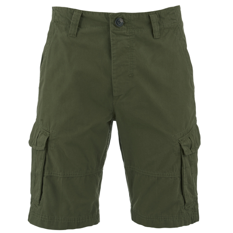 Threadbare Men's Hulk Cargo Shorts - Khaki