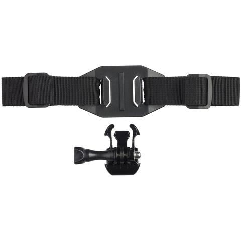 Kitvision Helmet Mount for Action Cameras (GoPro, Kitvision: Edge H10, Splash, Esc 5 & Esc 5W)