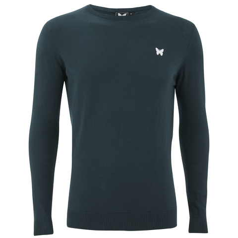Good For Nothing Men's Alveus Jumper - Teal