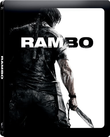 Rambo - Zavvi Exclusive Limited Edition Steelbook (Limited to 2000)