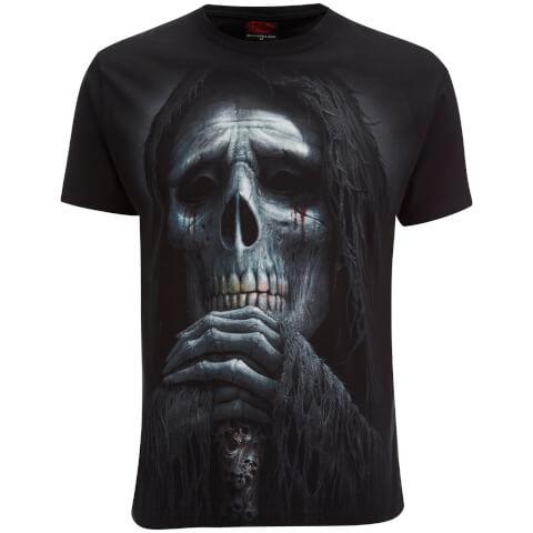 Spiral Men's Requiem T-Shirt - Black