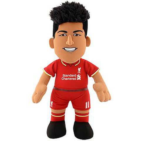 Liverpool FC Roberto Firmino 10 Inch Bleacher Creature