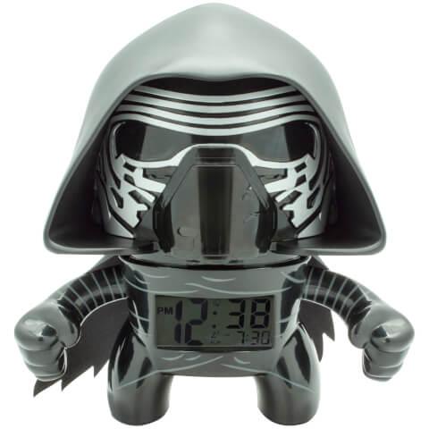 BulbBotz Star Wars Kylo Ren Clock