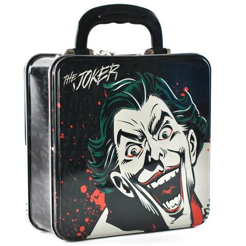 Valise en Métal Joker DC Comics