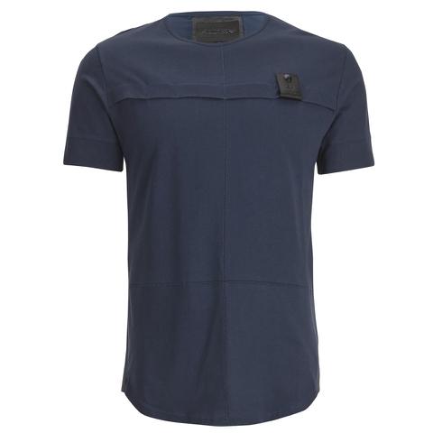 Camiseta 4Bidden Aim - Hombre - Azul marino