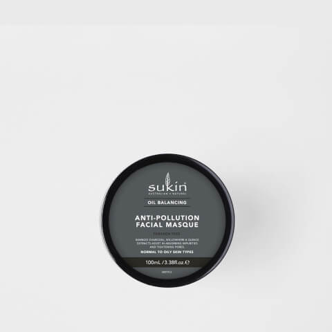 Oil Balancing + Charcoal Anti-Pollution Facial Masque 100ml