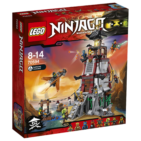 LEGO Ninjago: L'attaque du Phare (70594)